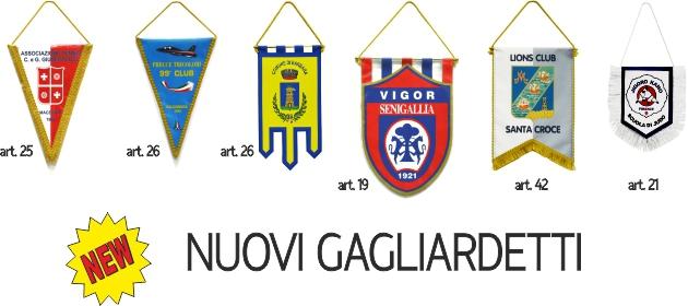 Nuovi Gagliardetti
