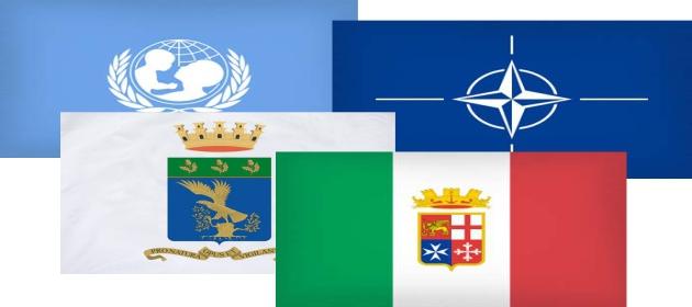 Bandiere comunali, regionali, enti ed associazioni