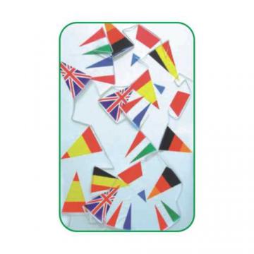Art. 118 - Festoni in plastica Nazioni