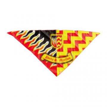 Art. 152 - Foulard triangolare in poliestere leggero