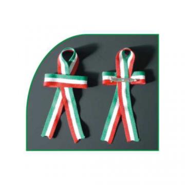 Art. 212 - Nastrino triangolare con spilla