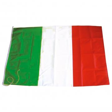 Bandiera Italia in poliestere leggero o nautico