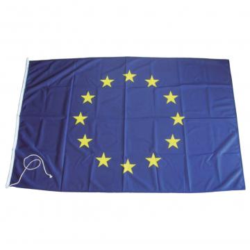 Bandiera Europa in poliestere leggero o nautico