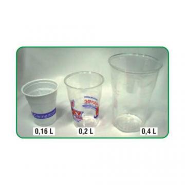 Bicchieri in plastica personalizzati