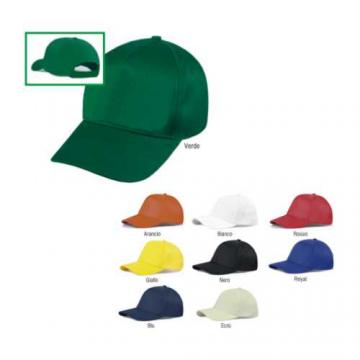 Art. PM105/LG - Cappello golf 5 pannelli