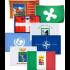 Bandiere comunali, regionali, enti pubblici ed organizzazioni