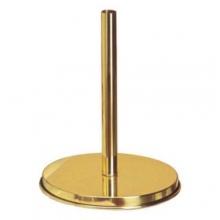 Art. 360/O/1 - Base da terra in ottone lucido (oro)