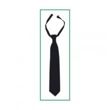 Art. 618 - Cravatta a lutto con aggancio rapido