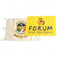 Bandiera personalizzata in poliestere leggero