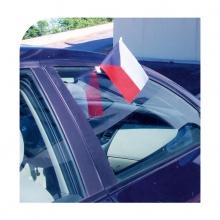 Bandierina per finestrino auto in tessuto nautico