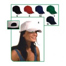 Art. K18140/SIL - Cappellino 5 pannelli