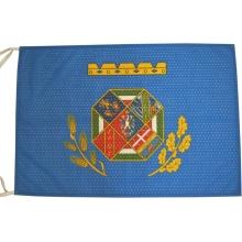Bandiera personalizzata in poliestere nautico wind